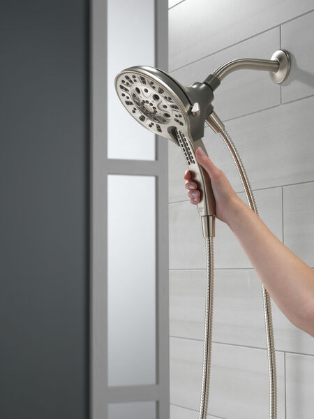 H2Okinetic® In2ition® 5-Setting Two-in-One Shower, image 8