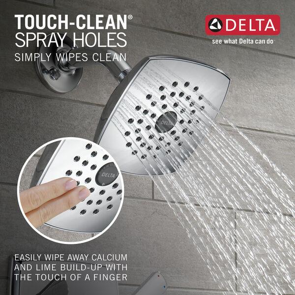 Tub//Shower Trim Less Showerhead Delta T14464-LHD Ashlyn Chrome