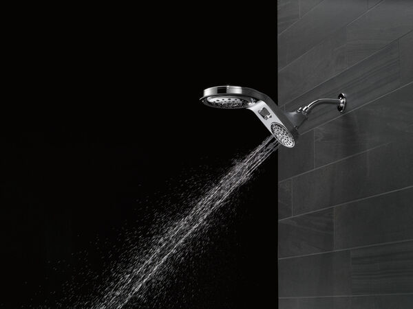 HydroRain® 5-Setting Two-in-One Shower Head, image 27