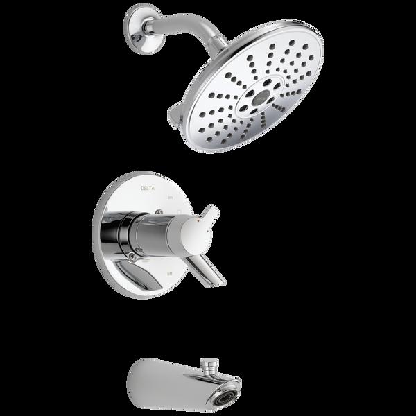 TempAssure® 17T Series H<sub>2</sub>Okinetic® Tub & Shower Trim, image 1