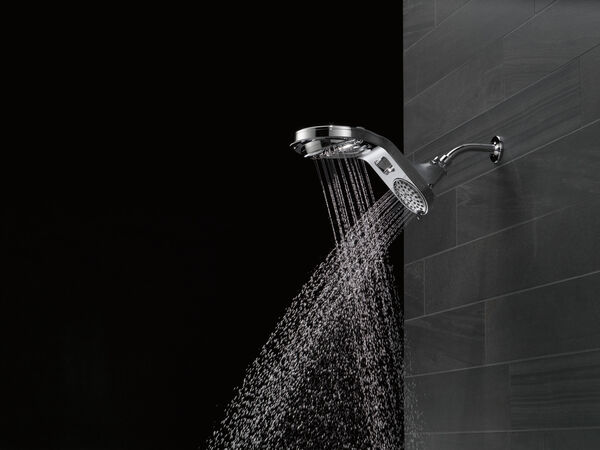 HydroRain® 5-Setting Two-in-One Shower Head, image 32