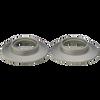Handle Base & Gasket - Roman Tub