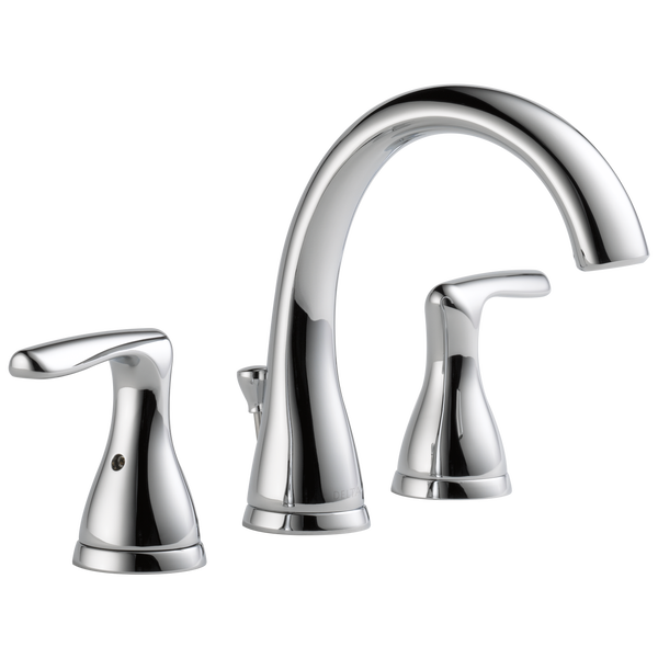 Two Handle Widespread Lavatory Faucet, image 1