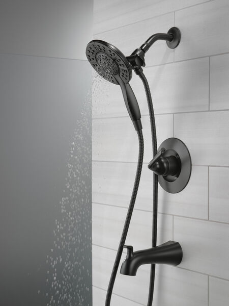 14 Series Tub & Shower Trim with In2ition®, image 13