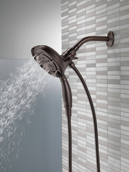 H<sub>2</sub>Okinetic® In2ition® 4-Setting Two-in-One Shower, image 7