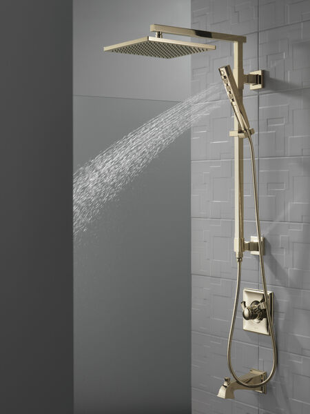 H<sub>2</sub>Okinetic® 4-Setting Hand Shower, image 2
