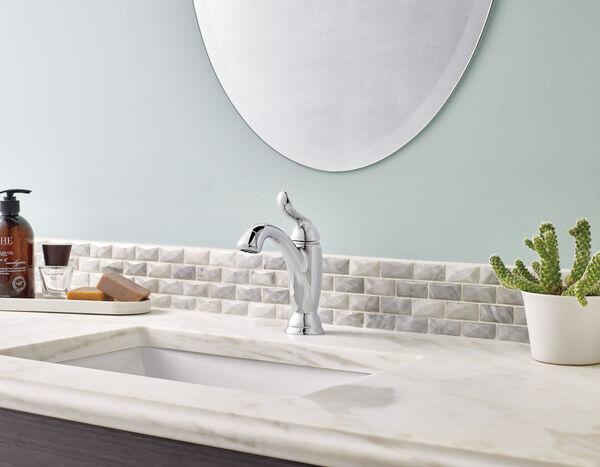 Single Handle Bathroom Faucet, image 2