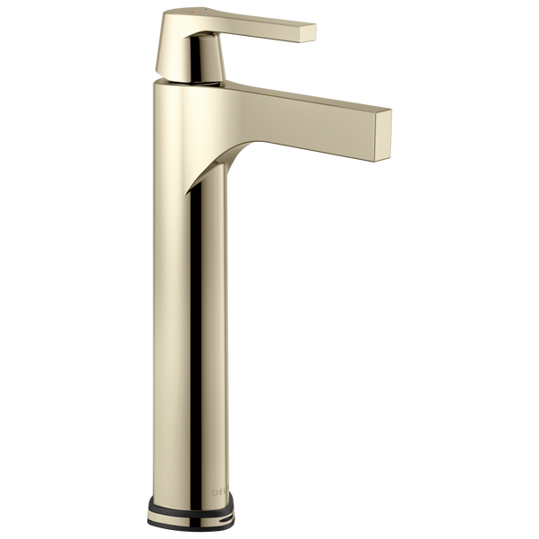 Single Handle Vessel Bathroom Faucet with Touch<sub>2</sub>O.xt® Technology, image 1
