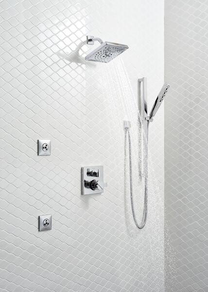 H<sub>2</sub>Okinetic® 3-Setting Raincan Shower Head, image 37