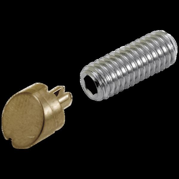 Set Screw & Button - Diverter, image 1