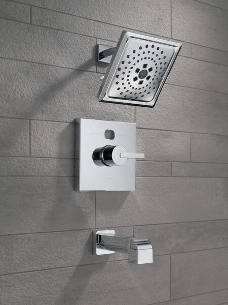 H<sub>2</sub>Okinetic® 3-Setting Raincan Shower Head, image 48