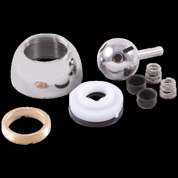 Repair Kit - Ball, Seats, Springs, Cam, Cap, Adjusting Ring & Bonnet, image 1