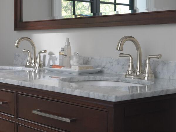 Two Handle Centerset Bathroom Faucet, image 6