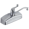 Single Handle Wall-Mount Kitchen Faucet