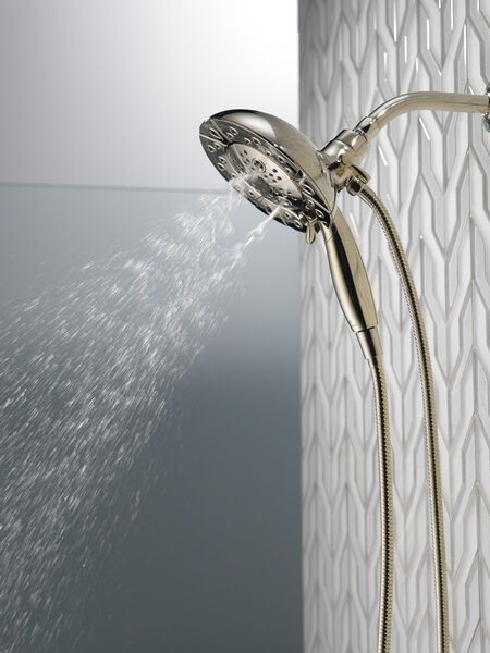H<sub>2</sub>Okinetic® In2ition® 5-Setting Two-in-One Shower, image 7