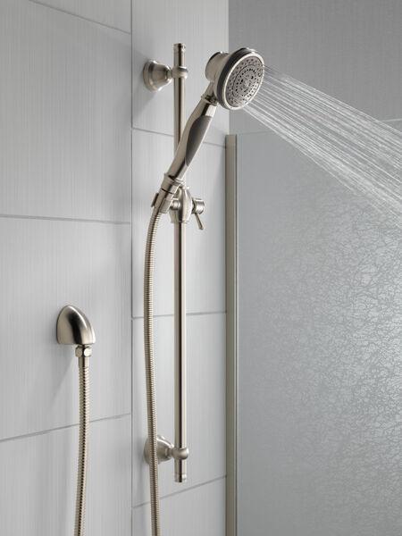 Premium 3-Setting Slide Bar Hand Shower, image 4