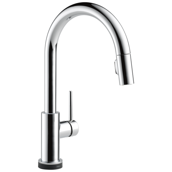 Single Handle Pull-Down Kitchen Faucet with Touch<sub>2</sub>O® Technology, image 1