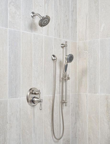 Premium 3-Setting Slide Bar Hand Shower, image 12