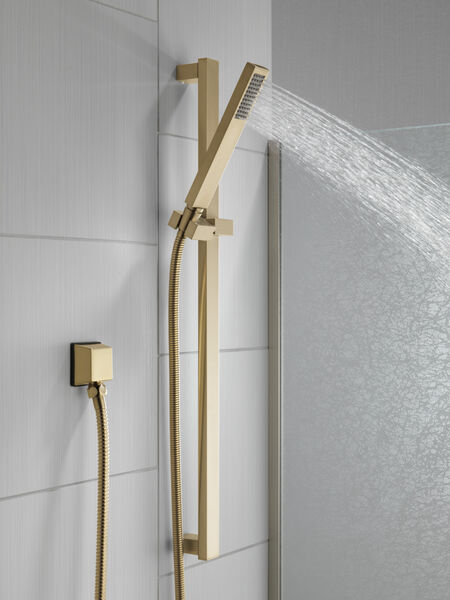 Premium Single-Setting Slide Bar Hand Shower, image 4