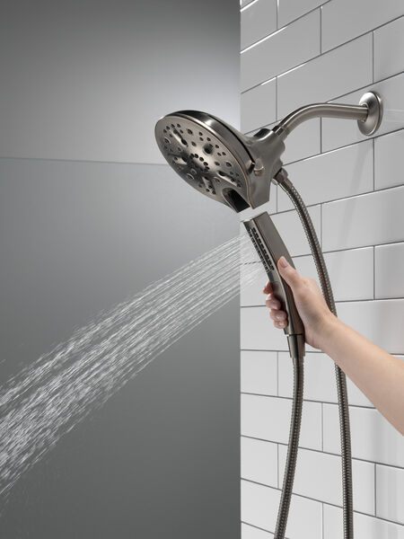 In2ition® H<sub>2</sub>Okinetic® 5-Setting Two-in-One Shower, image 6