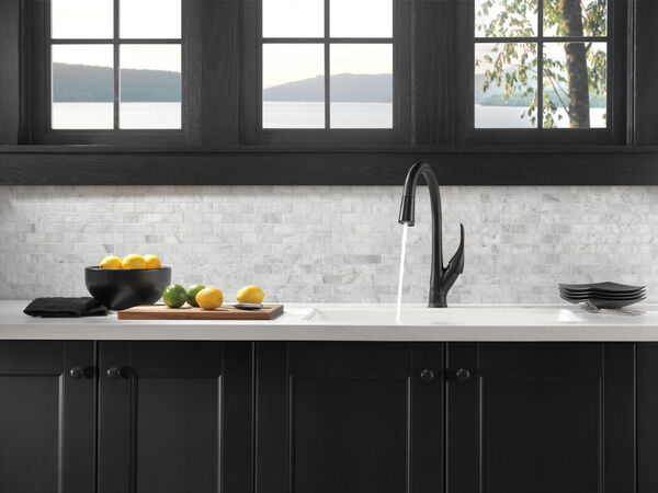 Single Handle Pull-Down Kitchen Faucet with Touch<sub>2</sub>O® and ShieldSpray® Technologies, image 14