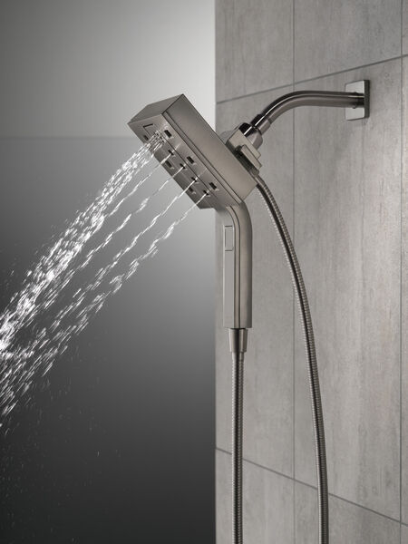 H2Okinetic® In2ition® 4-Setting Two-in-One Shower, image 9