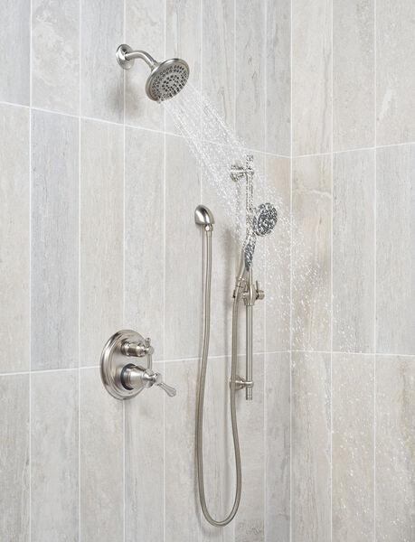 Premium 3-Setting Slide Bar Hand Shower, image 10