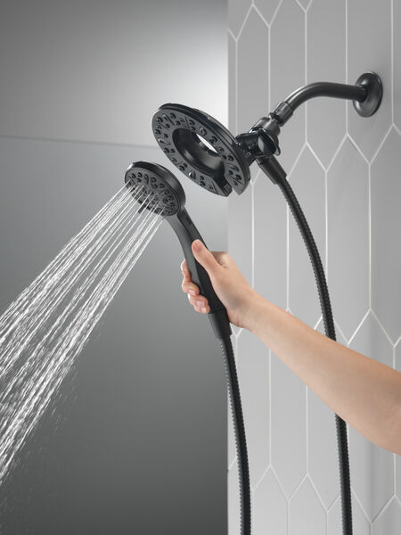 In2ition® 4-Setting Two-in-One Shower, image 6