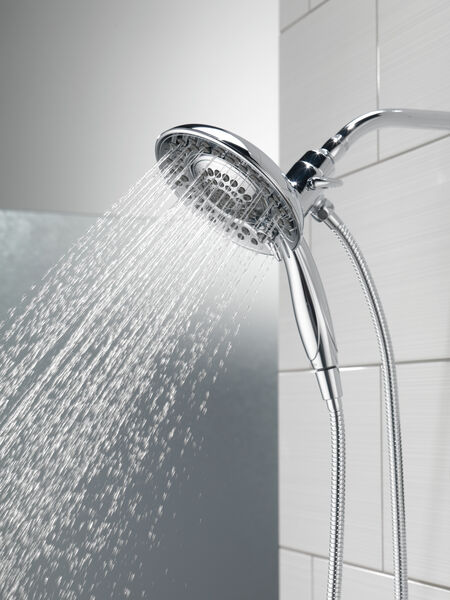 In2ition® 5-Setting Two-in-One Shower, image 11