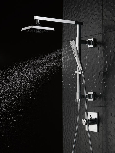 H<sub>2</sub>Okinetic® 3-Setting Raincan Shower Head, image 32