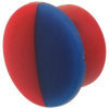 Button - Hot / Cold Indicator - Blue