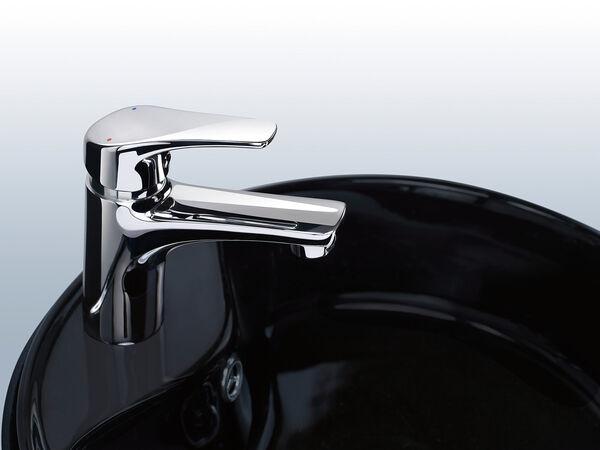 Single Handle Project Pack Faucet- Metal Pop Up, image 4