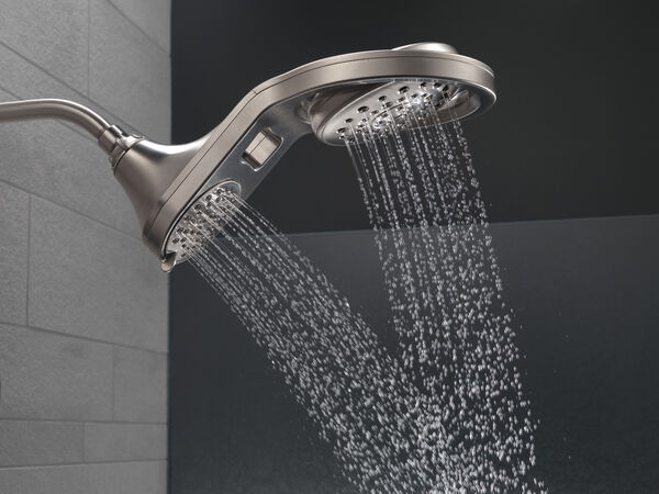 HydroRain® 5-Setting Two-in-One Shower Head, image 29
