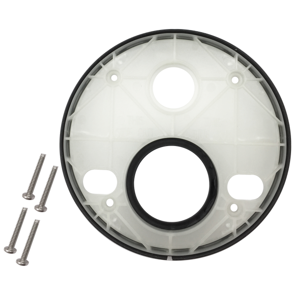 Escutcheon Assembly - Integrated Diverter, image 1