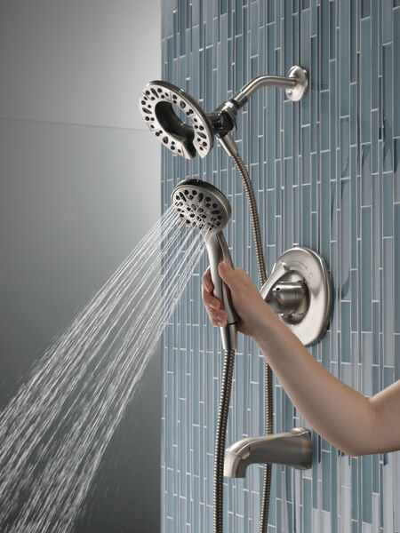 Monitor®14 Series Tub & Shower with In2ition®, image 13