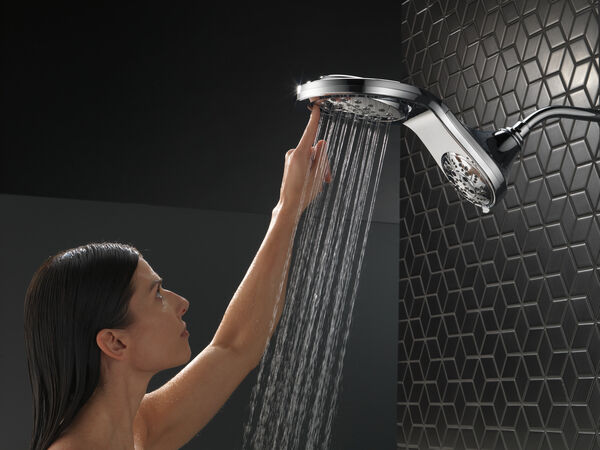 HydroRain® H<sub>2</sub>Okinetic® In2ition® 5-Setting Two-in-One Shower, image 24