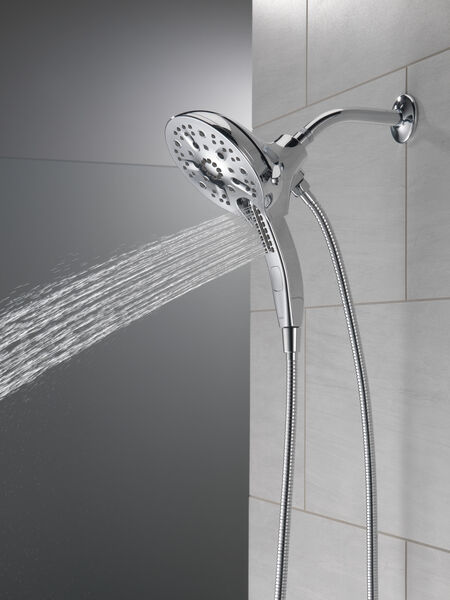 In2ition® H<sub>2</sub>Okinetic® 5-Setting Two-in-One Shower, image 14