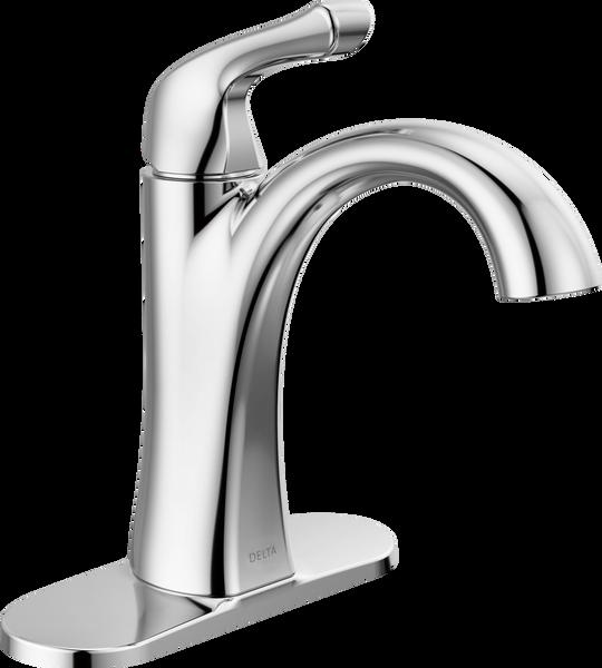 Single Handle Centerset Bathroom Faucet, image 3