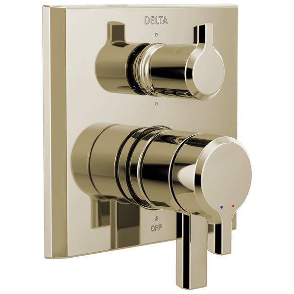 Monitor® 17 Series Valve Trim with 6-Setting Integrated Diverter, image 1
