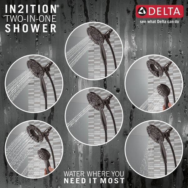 Monitor® 14 Series Tub & Shower with In2ition®, image 3