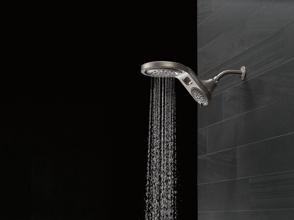 HydroRain® 5-Setting Two-in-One Shower Head, image 35