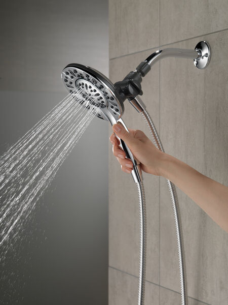 In2ition® 4-Setting Two-in-One Shower, image 4