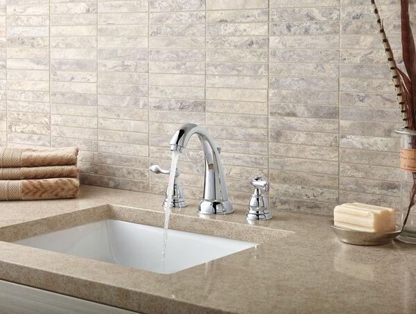 Two Handle Widespread Bathroom Faucet, image 4