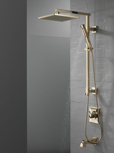 H<sub>2</sub>Okinetic® 4-Setting Hand Shower, image 5