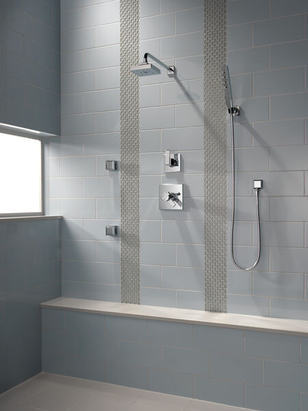 H<sub>2</sub>Okinetic® Single-Setting Adjustable Wall Mount Hand Shower, image 23