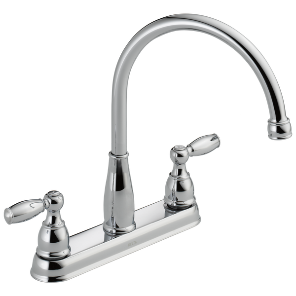 Two Handle Kitchen Faucet 21987lf