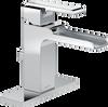 Single Handle Channel Bathroom Faucet