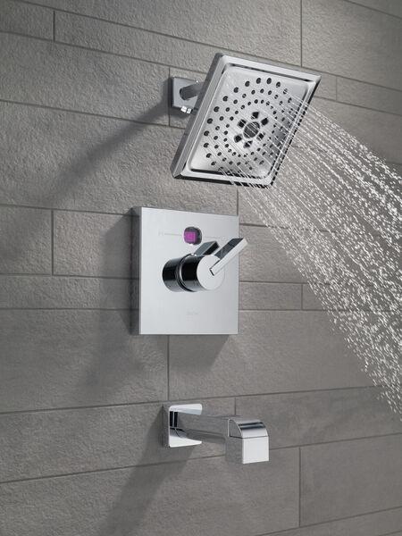 H<sub>2</sub>Okinetic® 3-Setting Raincan Shower Head, image 40