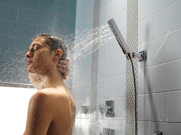 H<sub>2</sub>Okinetic® Single-Setting Adjustable Wall Mount Hand Shower, image 22