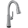 Single Handle Pull Down Bar/Prep Faucet with Touch<sub>2</sub>O Technology